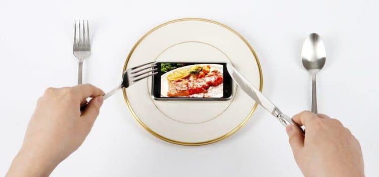 Nuevas tecnologias en restaurantes