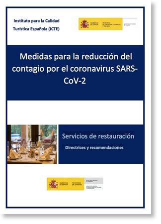 Guía covid 19 restaurantes