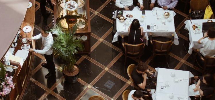 Guía covid 19 restaurantes España